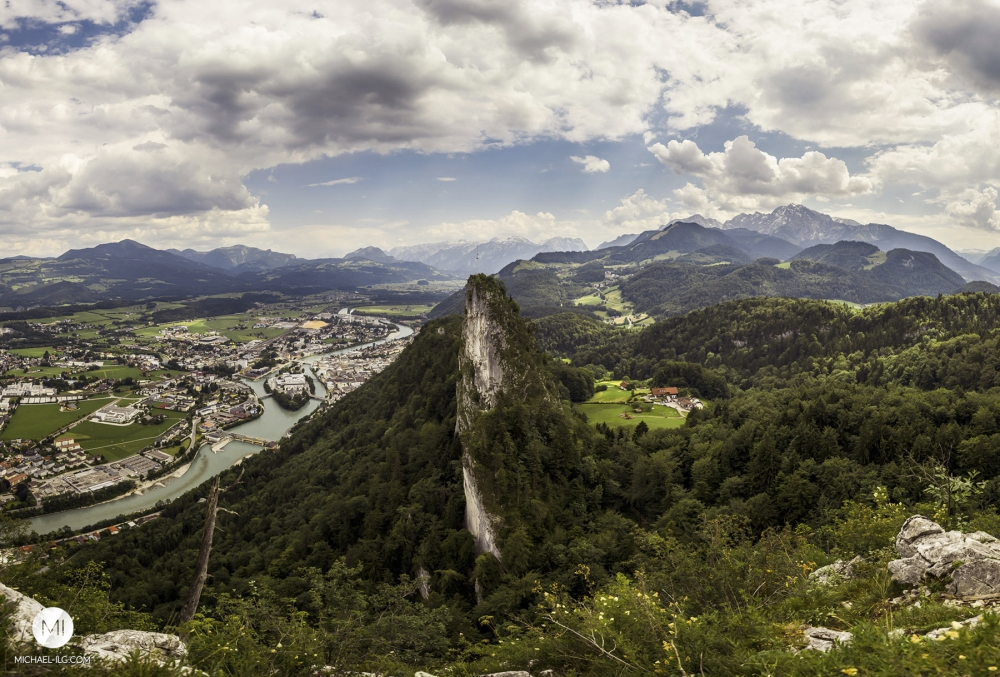 Kleiner Barmstein and Hallein